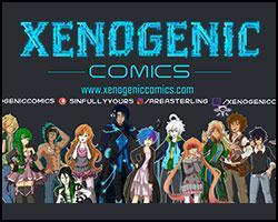 Xenogenic-Comics