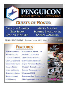 Penguicon flyer